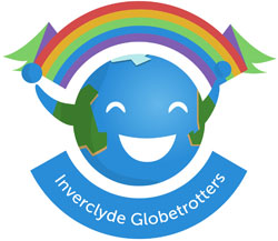 Inverclyde Globetrotters Logo